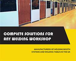 Complete Solutions for Any Welding Workshop