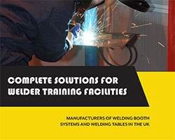 Complete Solutions for Welder Training Facilities